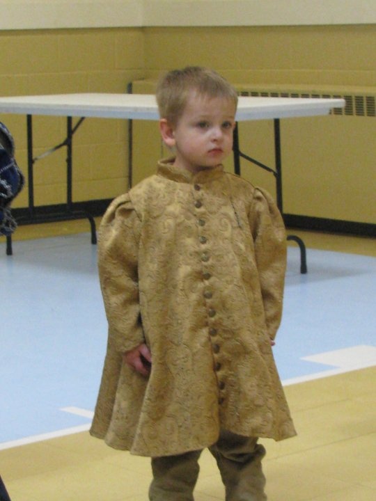 Neil 15th century jacket